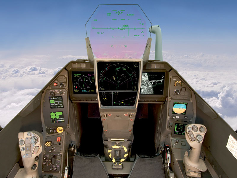 Cockpit Rafale
