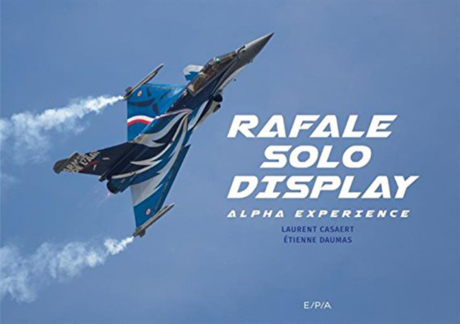 Livre Rafale Solo Display Alpha Experience