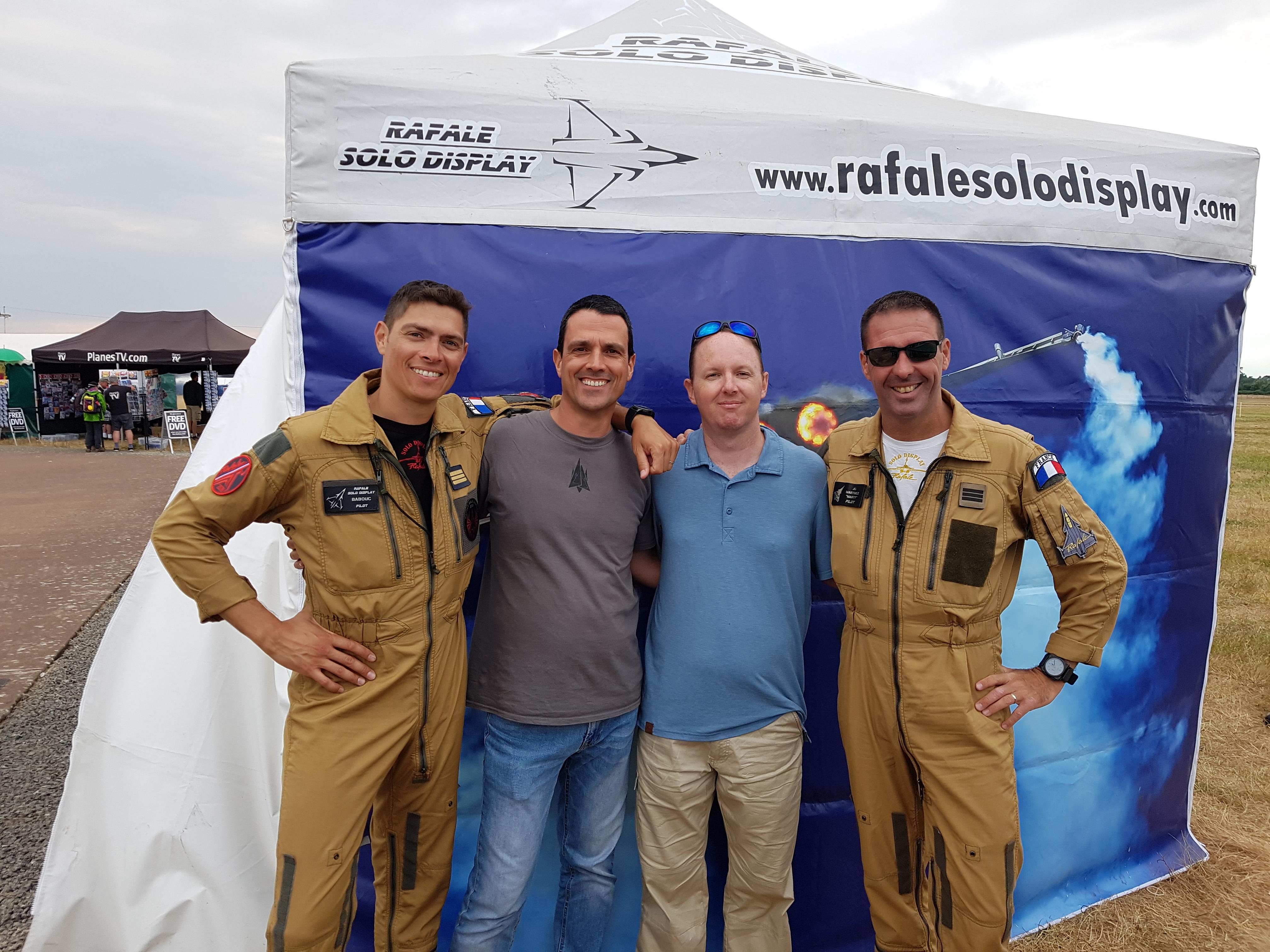 Pilotes du RSD