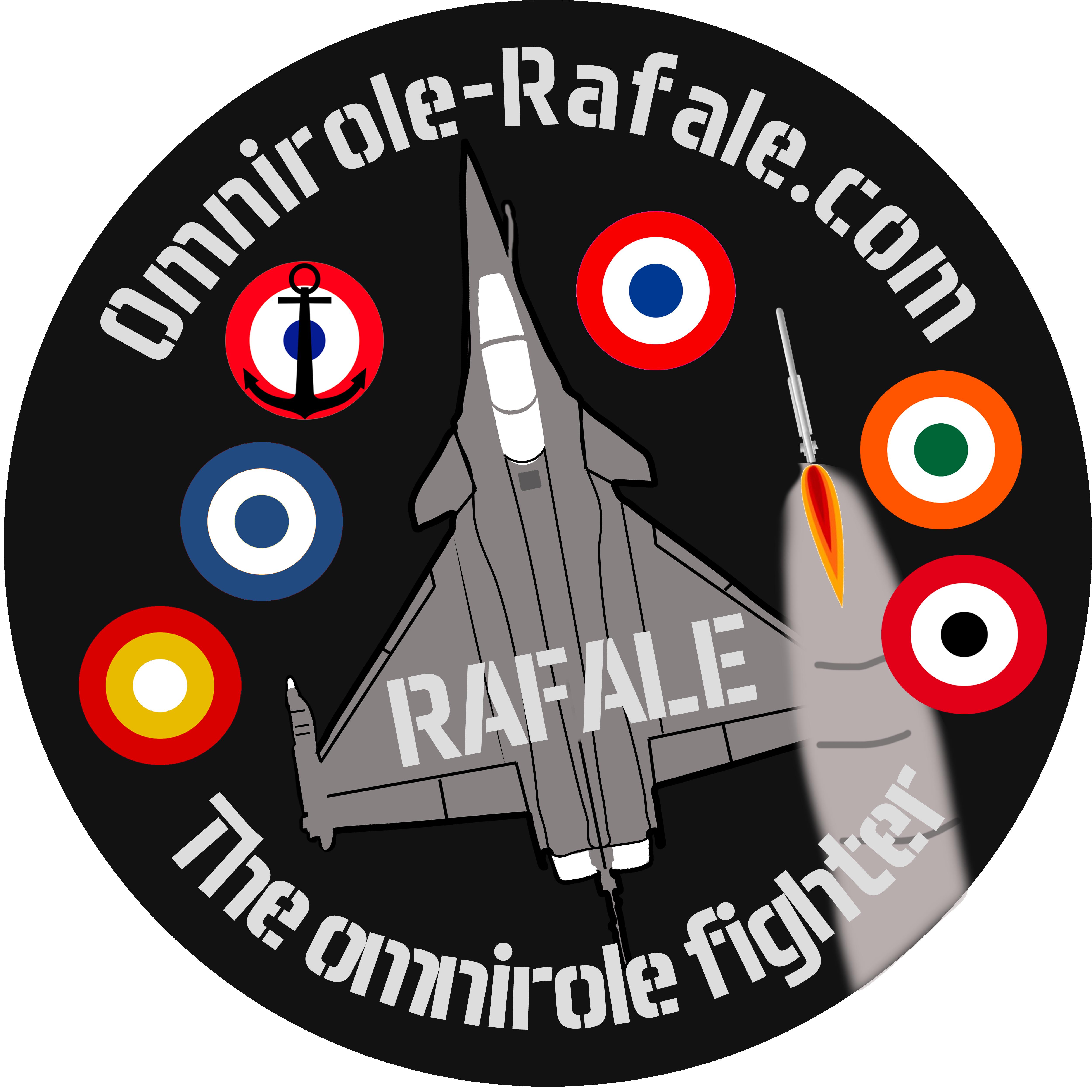 Patch Omnirole Rafale 2021